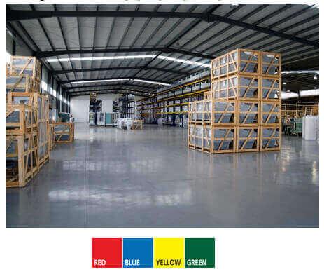 Epoxy Flooring Coating - Anti Bacterial Floor Coatings - Food Safe