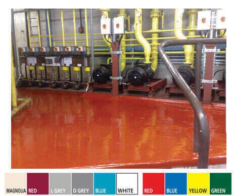 Epoxy Flooring Coating - Anti Bacterial Floor Coatings