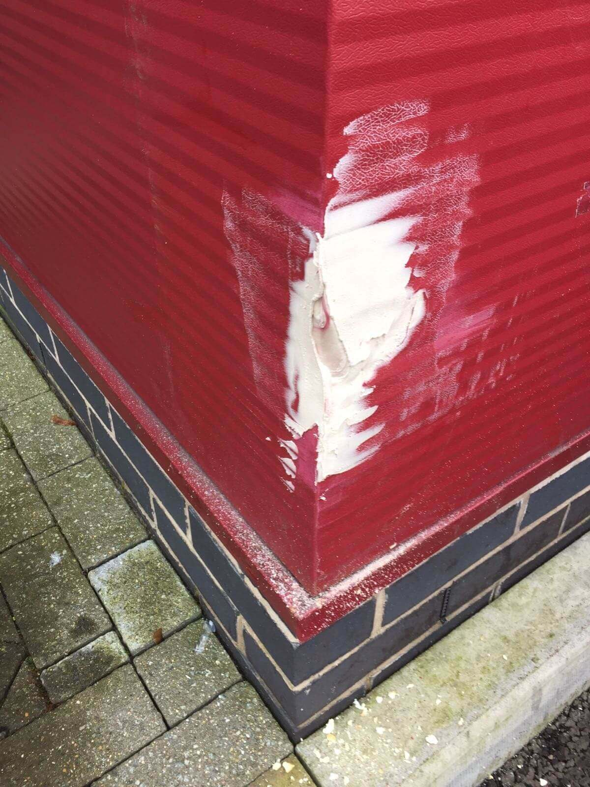 Cladding Repairs & Spraying Derby