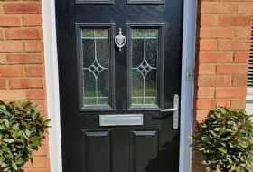 Composite Door Painting & Refurbishment Milton Keynes